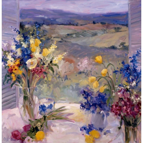 Tuscany Floral