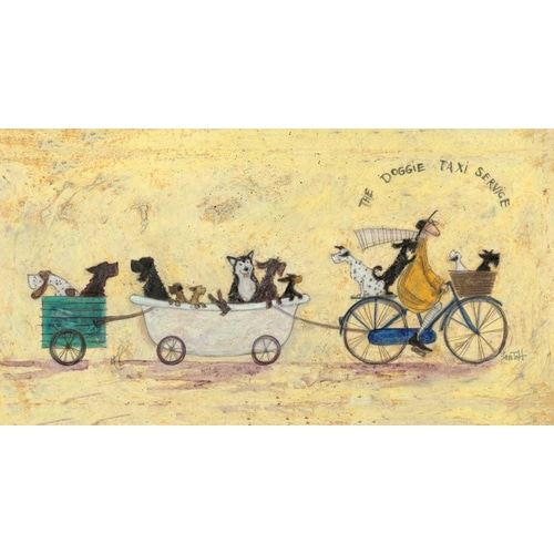 The Doggie Taxi Service