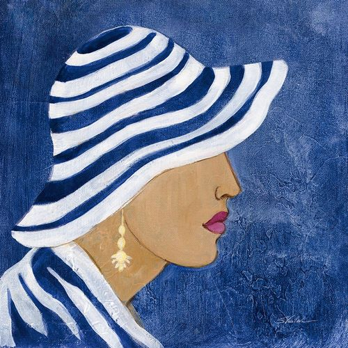 Lady with Hat I