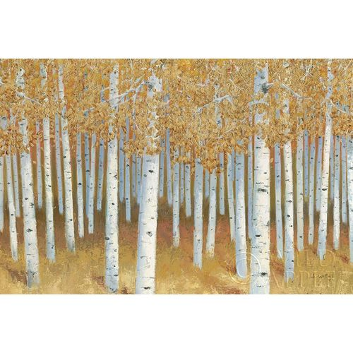 Wiens, James 아티스트의 Forest of Gold 작품